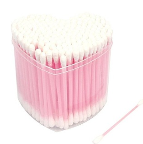 pure cotton buds for personal care 200pcs JW-004