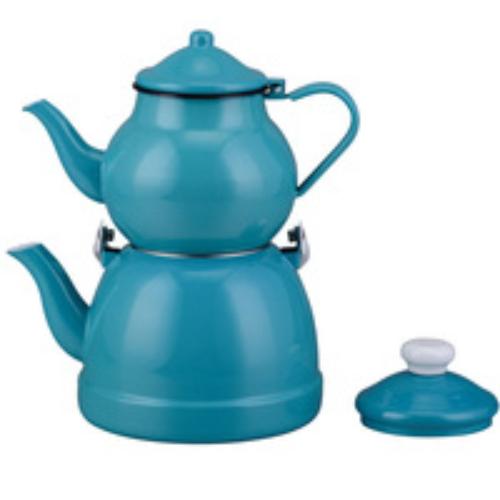 Enamel Kettle Pot Sets Enamel Teapot Litchen Utensil Enamel Kettle TK602