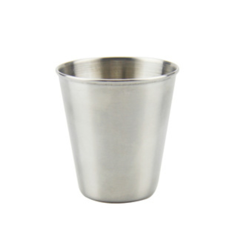 The most popular and the cheapest stainless steel pint cup A089002