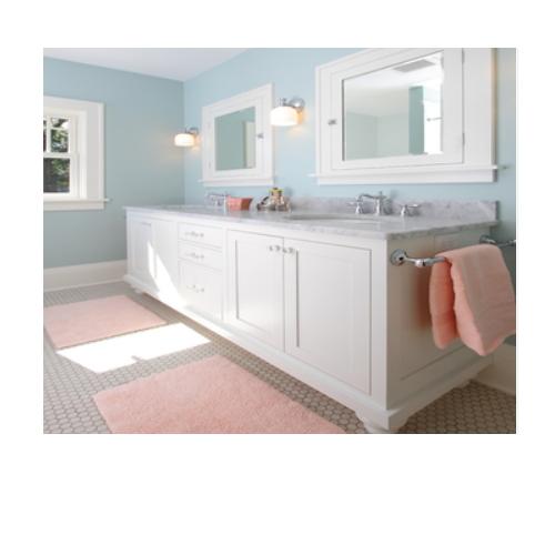 Hot sale China bathroom cabinet/Modern bath set  SJ109