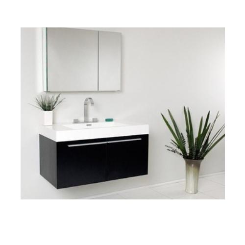 new model modern simple style bathroom cabinet  SJ113