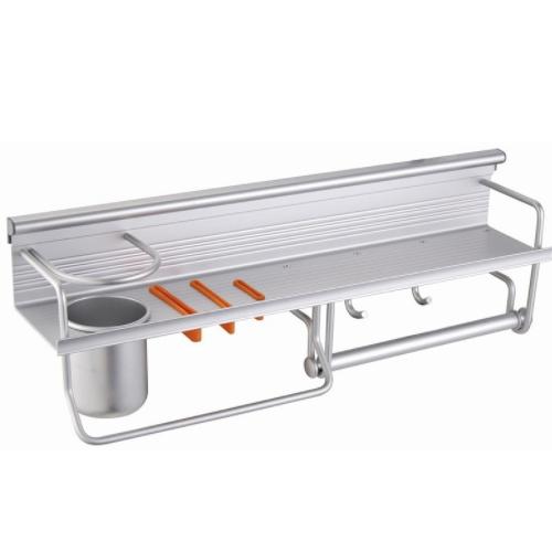 wall mounted aluminum kitchen rack KD-5156C