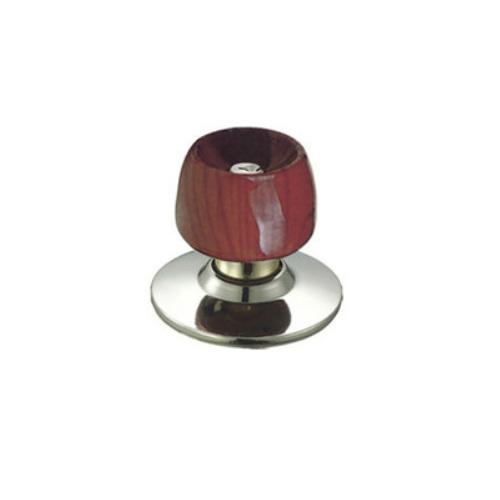 Cylindrical Knob Lock Brass Cylinder 5 Pins Ball Lock 5831 PB