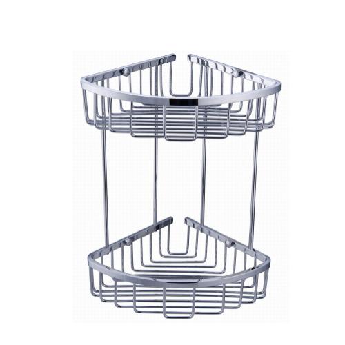 new design wall mounted bathroom storage basket KD-5124