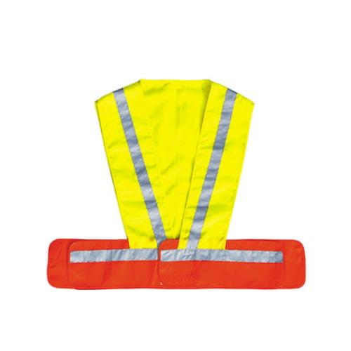 polyester orange electric muscle stimulator vest    R-9119