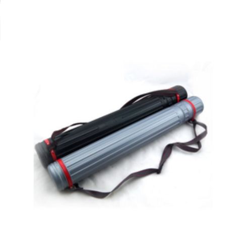 Telescopic plastic drawing tube in different size   MH1801