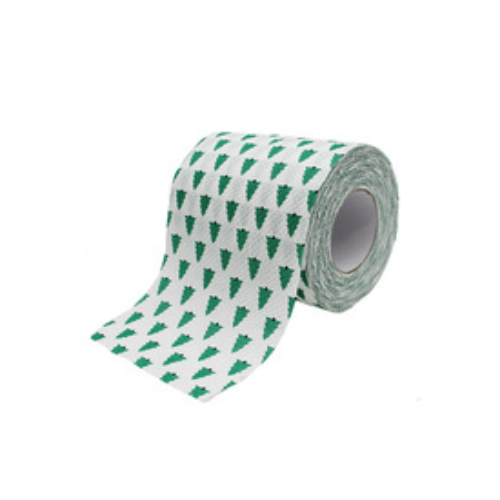 Core Core Standard Roll Size and Virgin Wood Pulp Material Funny Toilet Tissue Paper     AY-122