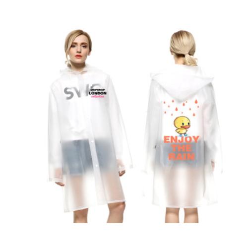 plastic women rain coats and Jackets   QH201