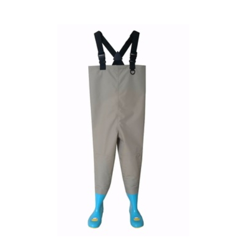 Breathable Nylon and Neoprene socks Breathable Children Waist Waders   QH212