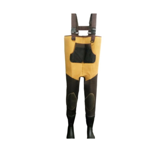 Men Fishing Hunting Breathable Camo Chest Waders   QH214