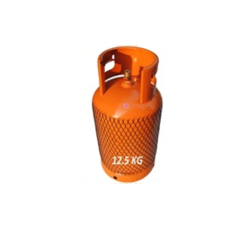 LPG CYLINDER WITH CAMPING BURNER STOVE FOR COOKING KGGY-12.5A