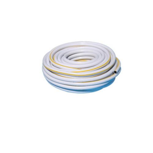 Best Quality Russian Home Cook High Pressure Flexible 10x16mm White LPG Gas Hose PVC-LPG-011