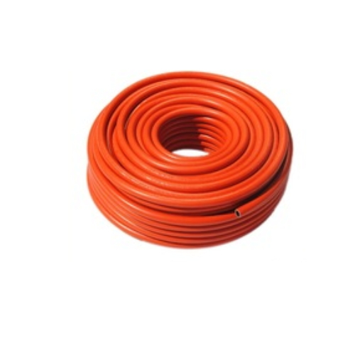 Good Quality Orange PVC Hose, ISO 3821 CE Certificated PVC LPG Gas Hose Pipe Product PVC-A-010