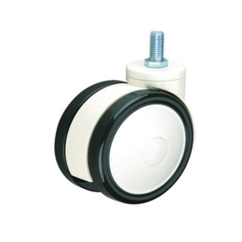 100mm medical twin wheel caster     Y06BS