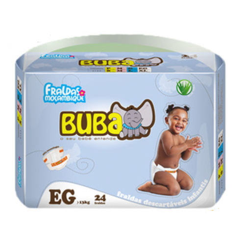 Hot selling 3D leak prevention channel disposable new cotton baby nappies  QD030