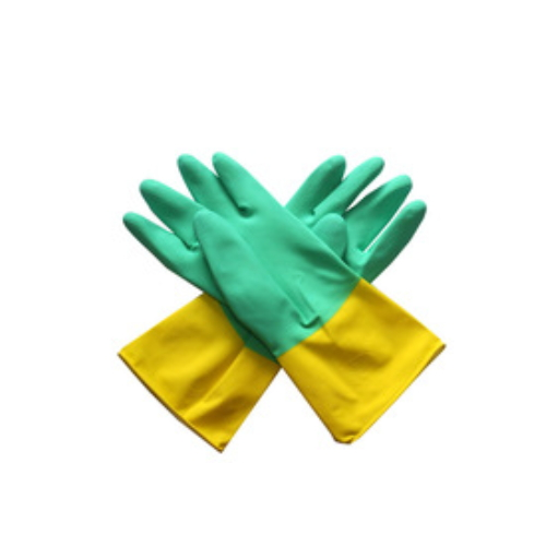 Household Rubber Hand Waterproof Washing Gloves   HY20