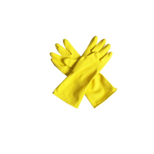 Top-Selling Winter Color Breathable Bulk Latex Gloves   HY26