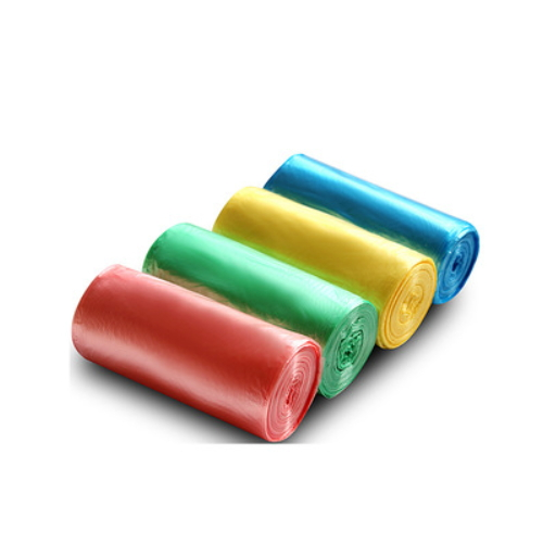 hight quality HDPE plastic flat food bags on roll   HS102