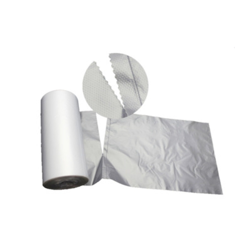 Made In China plastic flat food bags on roll     HS104