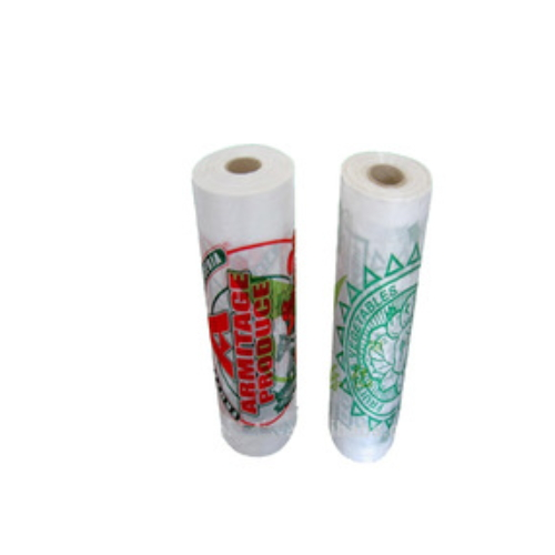 Factory produce HDPE t-shirt bags on roll   HS105