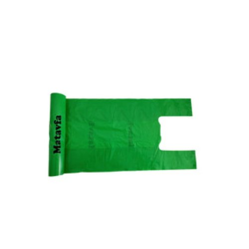 Plastic T Shirt Bags on Roll Printed bags  HS108