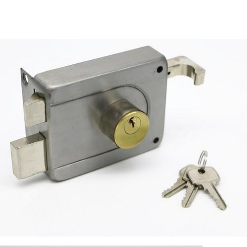 Cheap Secure Top Professional room door lock rim lock  ZS-20