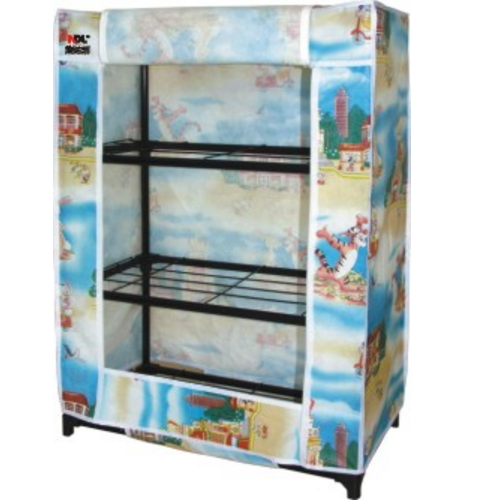 Hot Selling Non-woven Fabric Shoe Rack 040