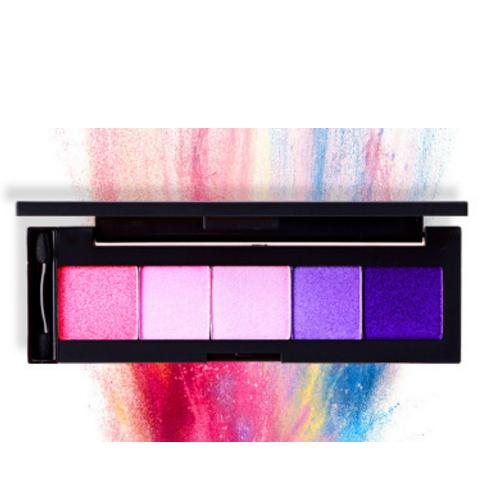 5 Color Contour Face Powder Makeup   GZ-26