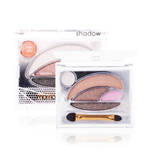 Hot 5 Colors Eye Shadow Makeup Palette High Quality Powder Smoky Eyes   GZ-35
