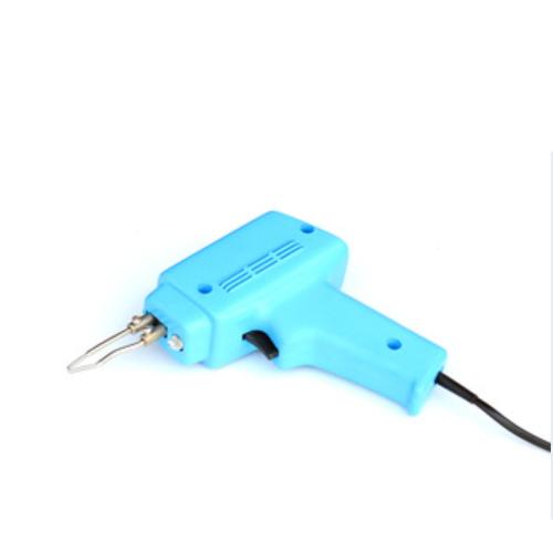 how to use a weller led light soldering gun 200w CHD-G130