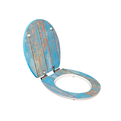 High Quality Soft Padded Potty Training Toilet Seat Dw-022