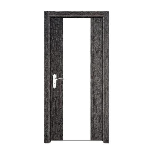 Interior Solid Wooden Sliding Door RA8106