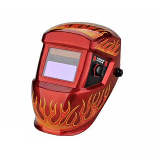 Wide Shade Range 4/9-13 Full Face Auto-Darkening Welding Mask DF-4012
