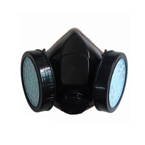 double filter full face cheap antivirus gas mask DF-6004