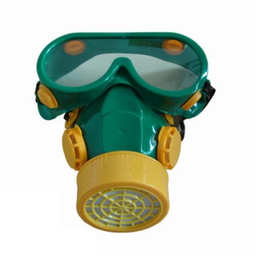 CE standard OEM respirator half face gas mask  DF-6005