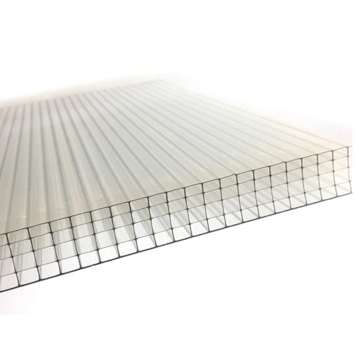 High Heat Insulation Anti-Static Polycarbonate Hollow Sheet  023
