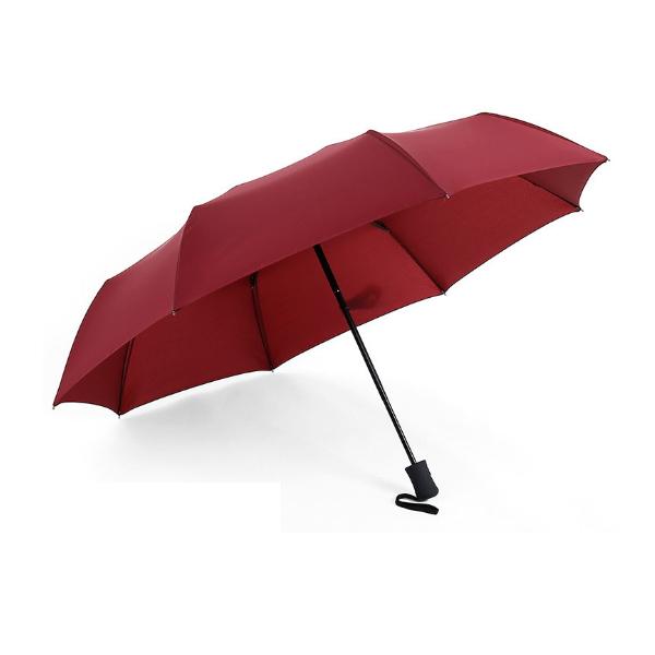 Portable Folding Umbrella with Custom Logo Printing HS-003