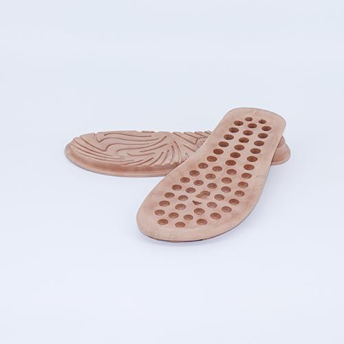 OEM foam rubber insole wool warm insole for winter boots    SC-36