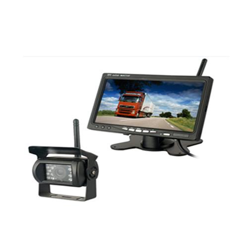 7-inch 2.4G wireless reversing display (without video) One to one  SJ-702W750W