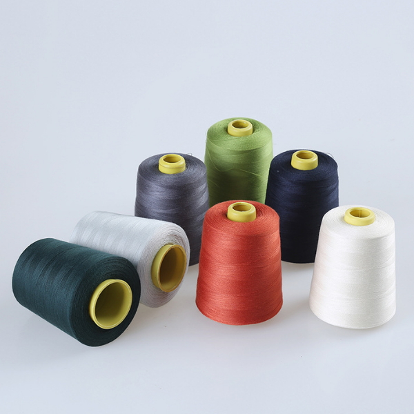 high quality factory direct sells 40S/2 100% spun polyester sewing thread MQ-001