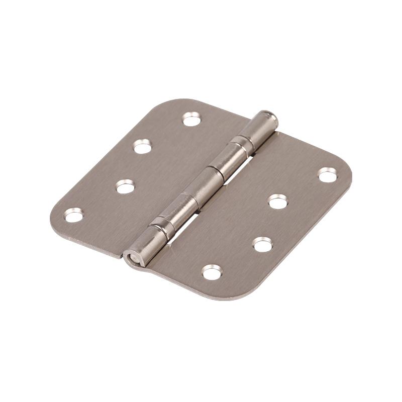 One side round corners one side square corners door pivot hinge  TB-004
