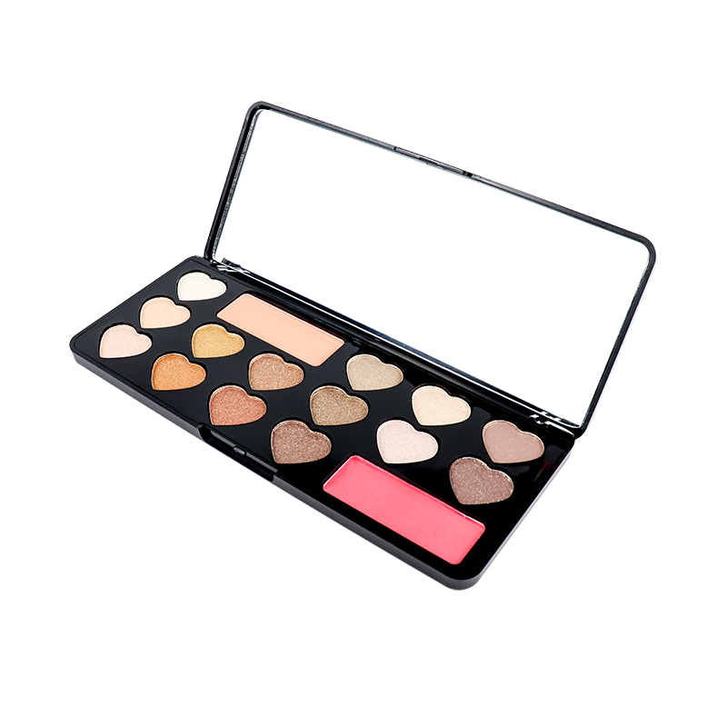 Lady's Eyes Beauty Makeup Pressed Glitter Eyeshadow  SYS-007