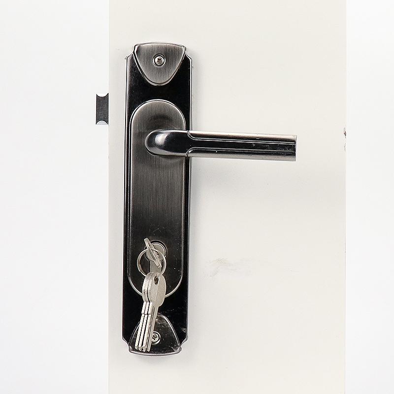 Hotel High Quality Handle Lock With keys A02