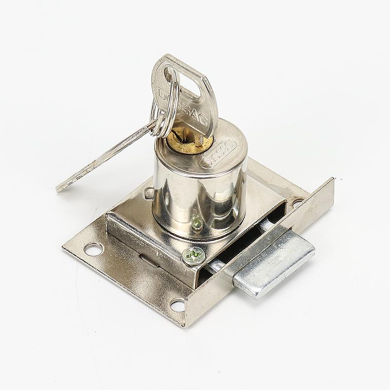 Cheapest Iron Pedestal Drawer Lock SL-004