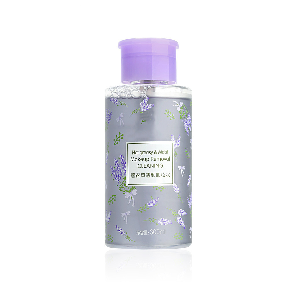 OEM Shrink Pores Face Makeup Remover Cleansing Water CW-005