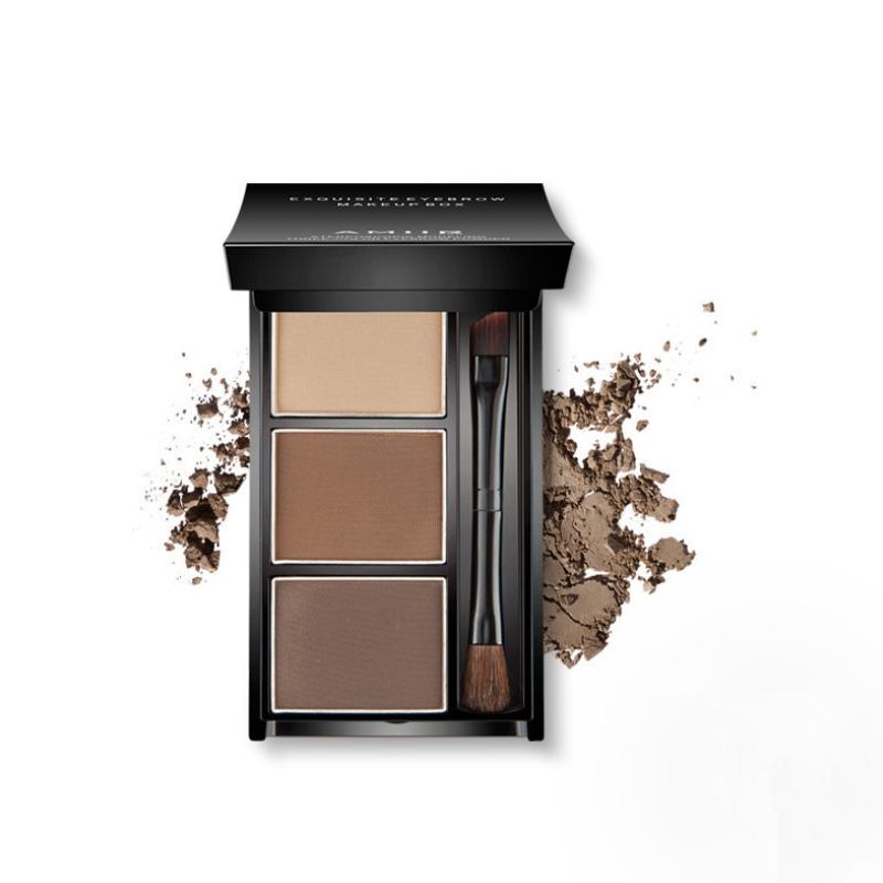 Matte Eyeshadow Palette Brow Fix Kit Eyebrow Powder