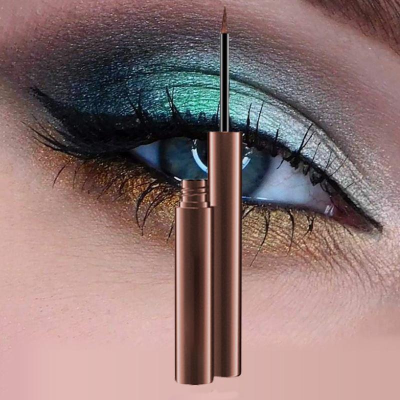 Hot Sale Of women's Makeup Not Blooming Eyeliner YS-08