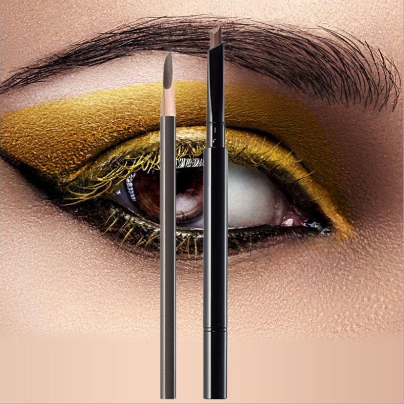 Chinese Manufacturers Provide Natural Texture Makeup Eyebrow Pencil M-12