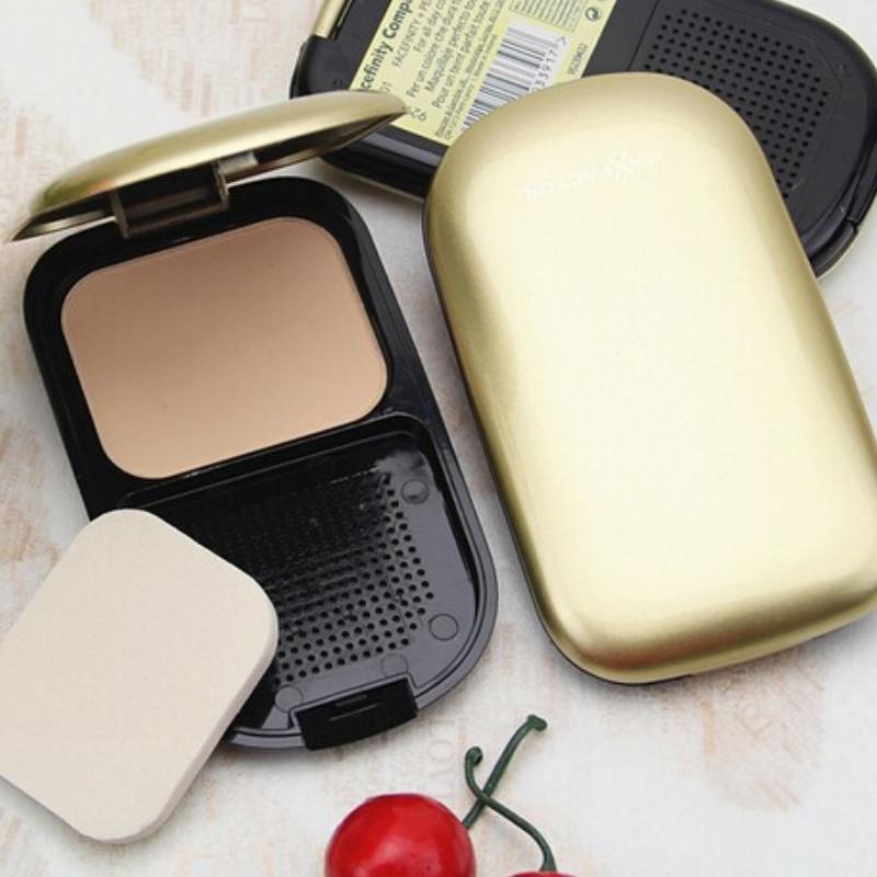 Women's Makeup Essentials Pressed Powder S-02 S-02