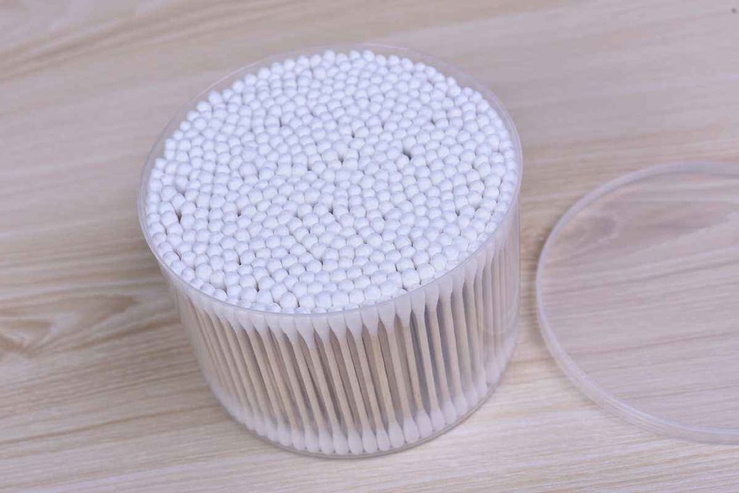 China Factory Direct Ear Cleaning Cotton Buds Cotton Swabs Mc-001 Cotton Bud